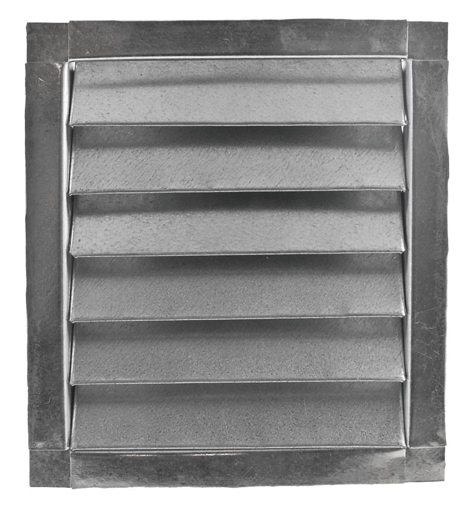 Venttiiliritilä, 14,5 x 16,5 cm Ulkoseinälle  Domus Classica verkkokaupasta