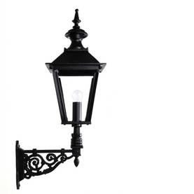 Lantern, four panes - Post lamps - 504-028-96 - 3