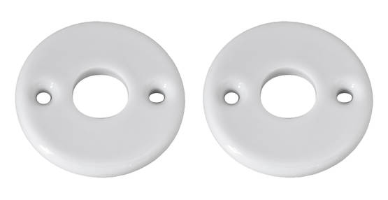 Cover plate for handles. - Key, lock and cover plates - 118-014-16 - 1