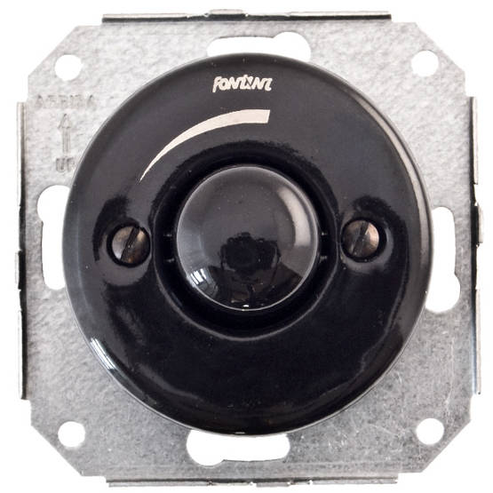 Alternator switch, dimmer, without faceplate. - Multiple device installations - 516-041-6 - 1