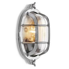 Wall mounted light, chromed (IP55) - Wall-mounted lamps - 504-003-7 - 1