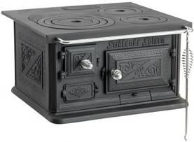 Hormiliitos päältä (tai takaa) - Wood-burning cookers - 715-019-17 - 4
