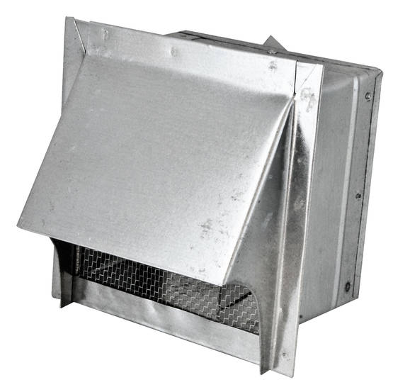 Foundation Inspection Hatch - Vents for exterior walls - 719-017 - 1