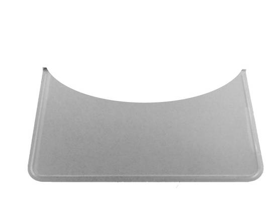 Rounded Floor Guard, galvanized - Floor plates, zinc-plated - 701-004-7 - 1