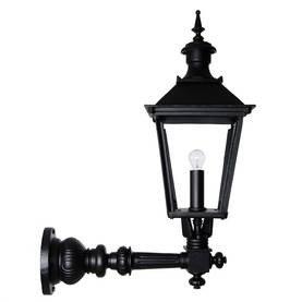 Lantern, four panes - Post lamps - 504-026-98 - 1