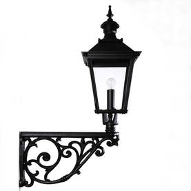 Lantern, four panes - Post lamps - 504-028-118 - 1