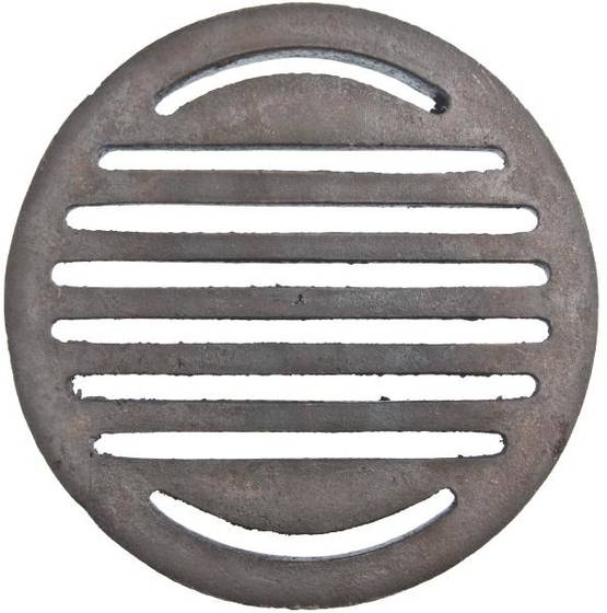 Stove Grate - Grates and fire dogs - 718-010-8 - 1