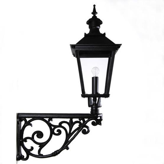 Lantern, four panes - Post lamps - 504-028-118 - 1