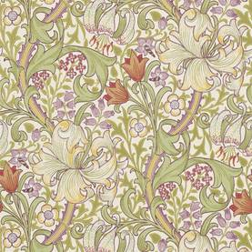 Golden Lily - William Morris - 210399 - 1