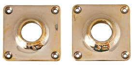 Angular cover plate for handles. - Key, lock and cover plates - 118-010-9 - 1