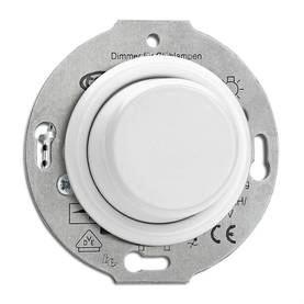 Dimmer (60 - 600 W) - Multiple device installations - 516-140-18 - 3