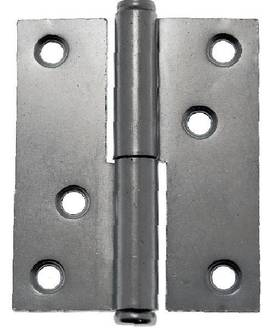 Lehden kork. 7 cm - Other door hinges - 203-002R - 1