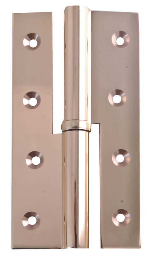 Door hinge, brass - Other door hinges - 105-007R - 1